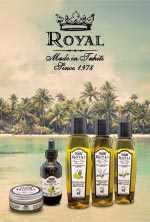 Gamme Royale Naturelle