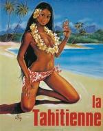 Monoi La Tahitienne