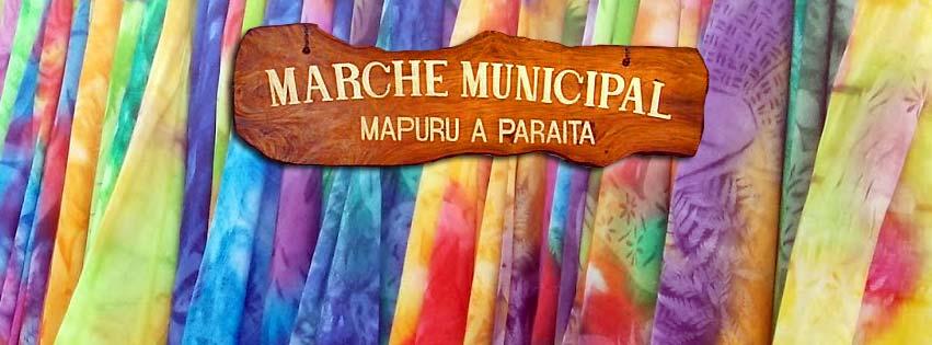 Pareo du Marché Papeete